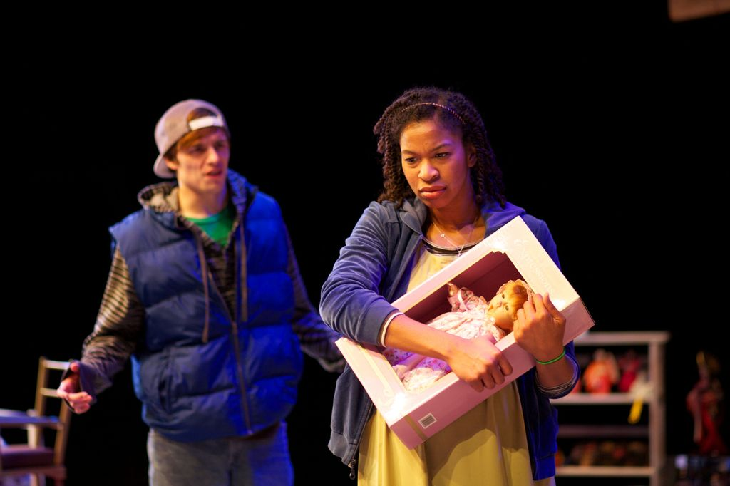 Pregnant Teens and Talking Dolls On Stage at Forum Theatre
