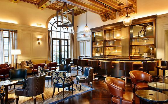 St. Regis Unveils Updated Lobby Bar
