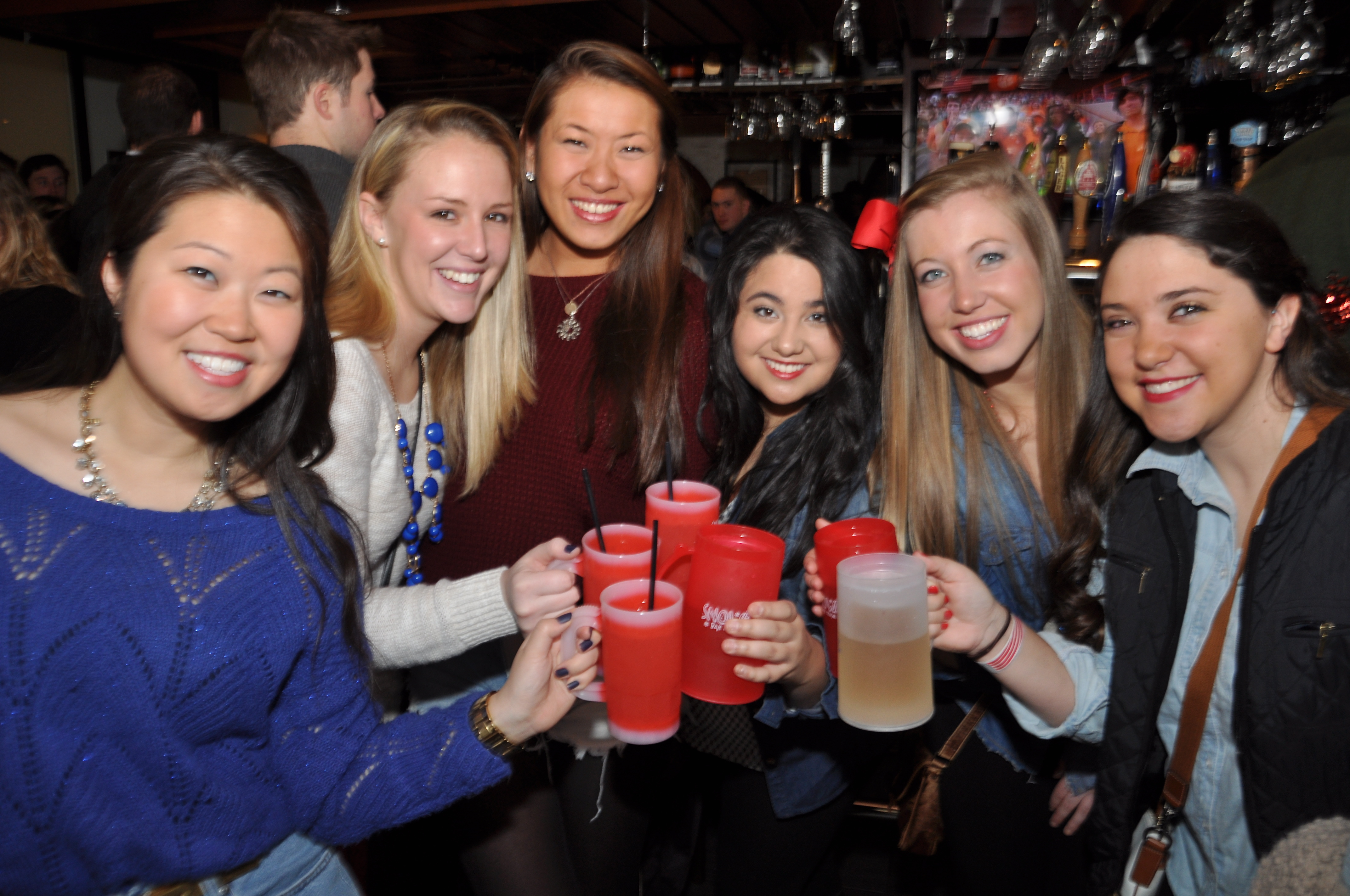 A Snow Day Presidential Pub Crawl