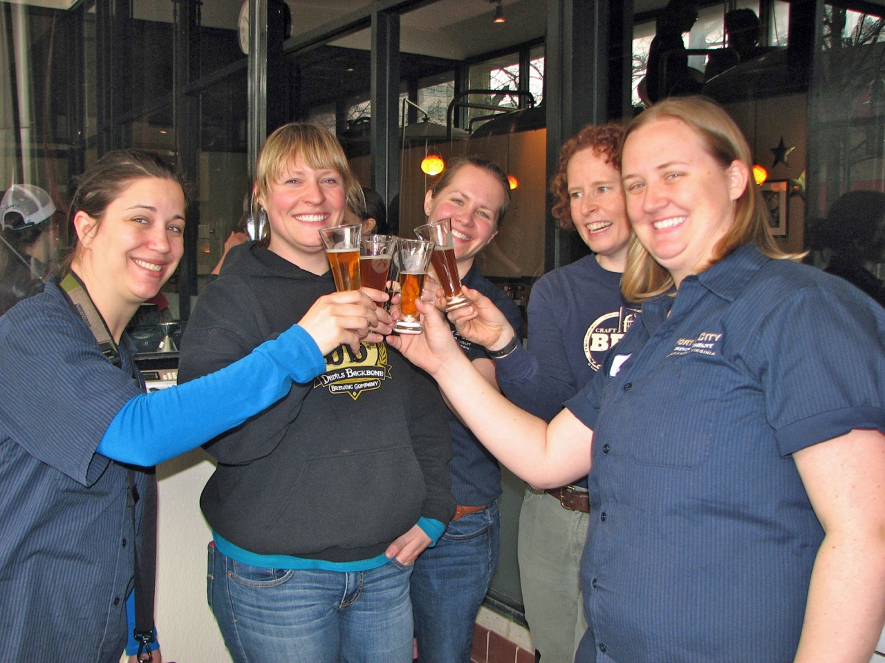 Female Brewers Unite for Collaborative Brew Day