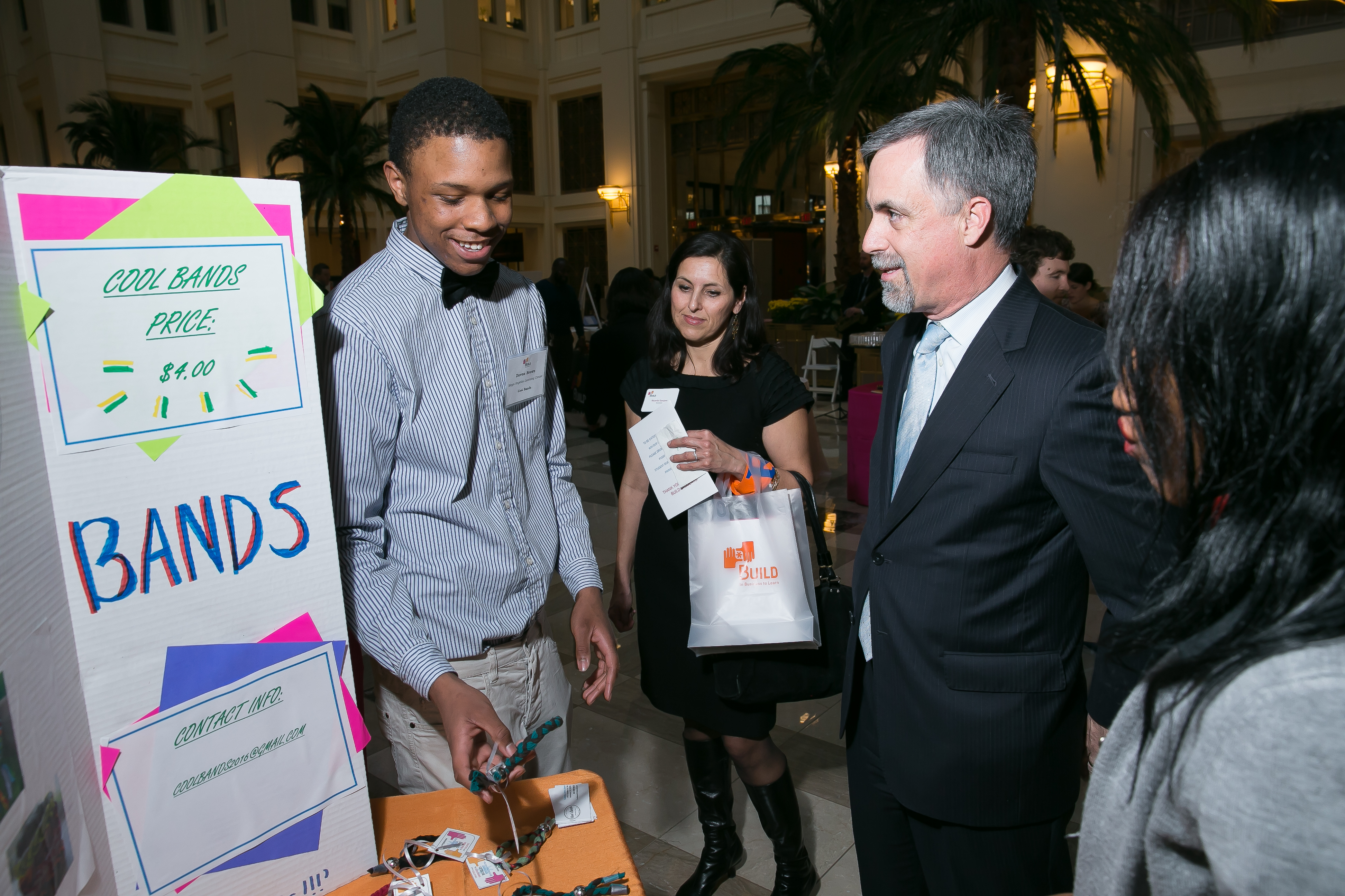 Inside Build DC's Annual 'Taste of Entrepreneurship'