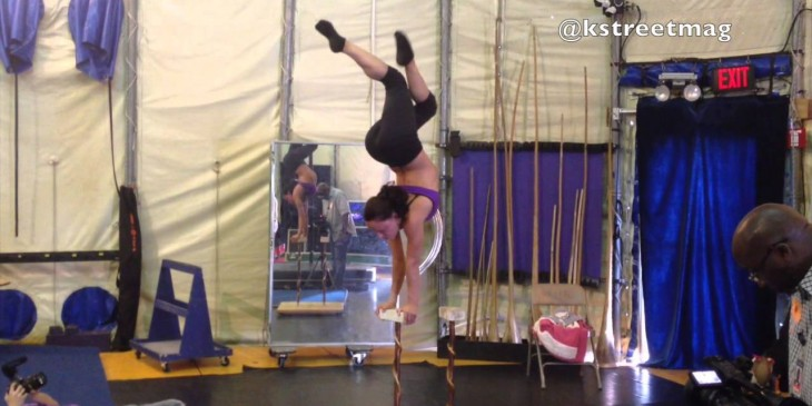 [Vid] Behind the Scenes with Cirque du Soleil's AMALUNA, Opening This Week