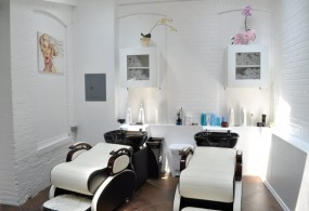 K Street Kate Tests Out Salon Pejman for PrettyQuick