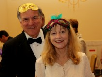 Masked Merriment at the Cathedral Choral Society Gala