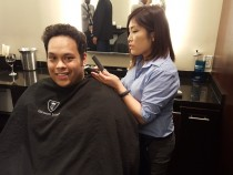 Men of Style Get Groomed at Special Event in Tyson's Corner