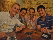 "[Party Pix] Tech Talent ""Matchmaker"" Hired Launches in DC"