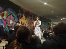 Sofar Sounds Concert at Dupont Underground