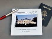 Meet DC's Little Square Picture Book