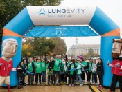 LUNGevity Raises Nearly $275,000 at Annual 5k Run
