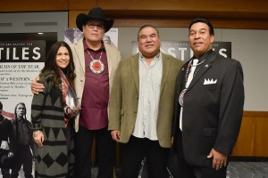 DC Screening of Entertainment Studios Motion Pictures' Hostiles in partnership with the National Congress of American Indians.
