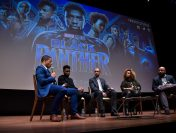 Black Panther Screens at the National Museum of African American History and Culture