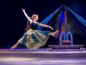 Get Your Winter Olympic Fix This Week At Disney's Frozen On Ice