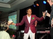 Musical Legend Johnny Mathis Gives, Gets Surprise Tribute