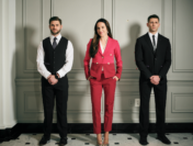 Ashley Biden Ups the Hamilton Hotel's Uniform Game