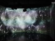 VID: Infinite Space a Dreamscape of Data at ARTECHOUSE