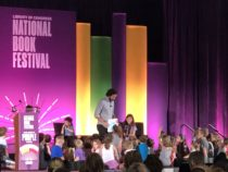 2019 National Book Festival Fun for Kids, Frustrating For Those Trying to Hear RBG