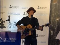 Jason Mraz the Special Guest at Recording Academy's DC Holiday Party