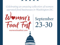 DC Women's Food Fest Starts This Week