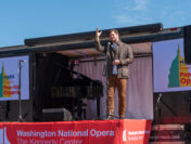 Washington National Opera Starts Pop-Up Truck Tour Performances