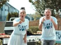Celebrity Chefs Create 'Plant Your Vote' Campaign